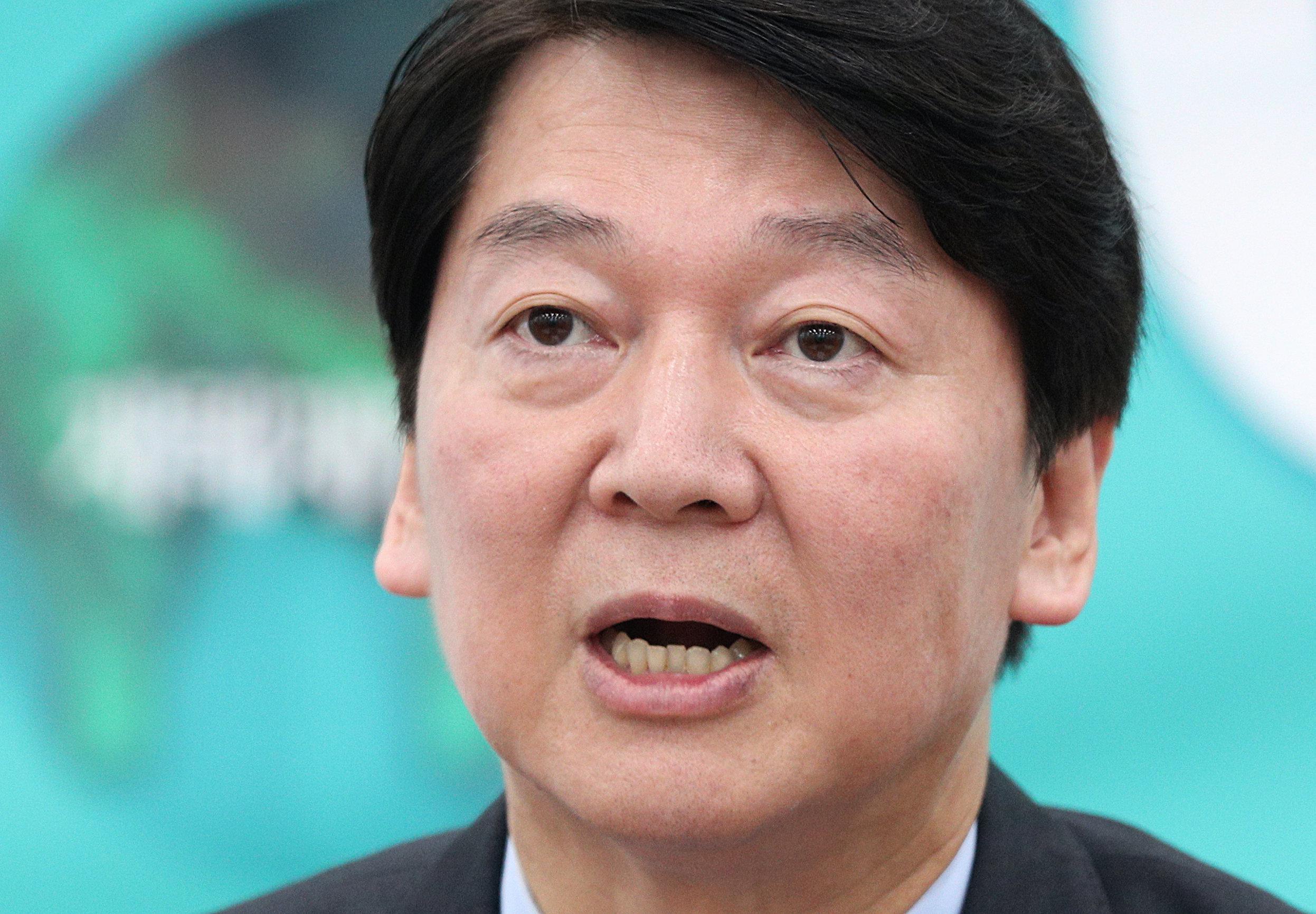 안철수는 '북한 해커'들을 '인공지능 전문가'로 쓰자고 제안한다