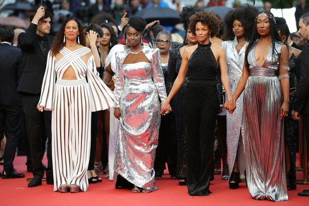 Μαύρες και μιγάδες ηθοποιοί υπέρ των ίσων δικαιωμάτων στο Φεστιβάλ των