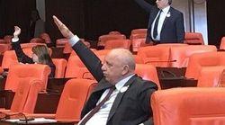 Türkische Politiker zeigen bei Abstimmung über Israel Hitlergruß im Parlament