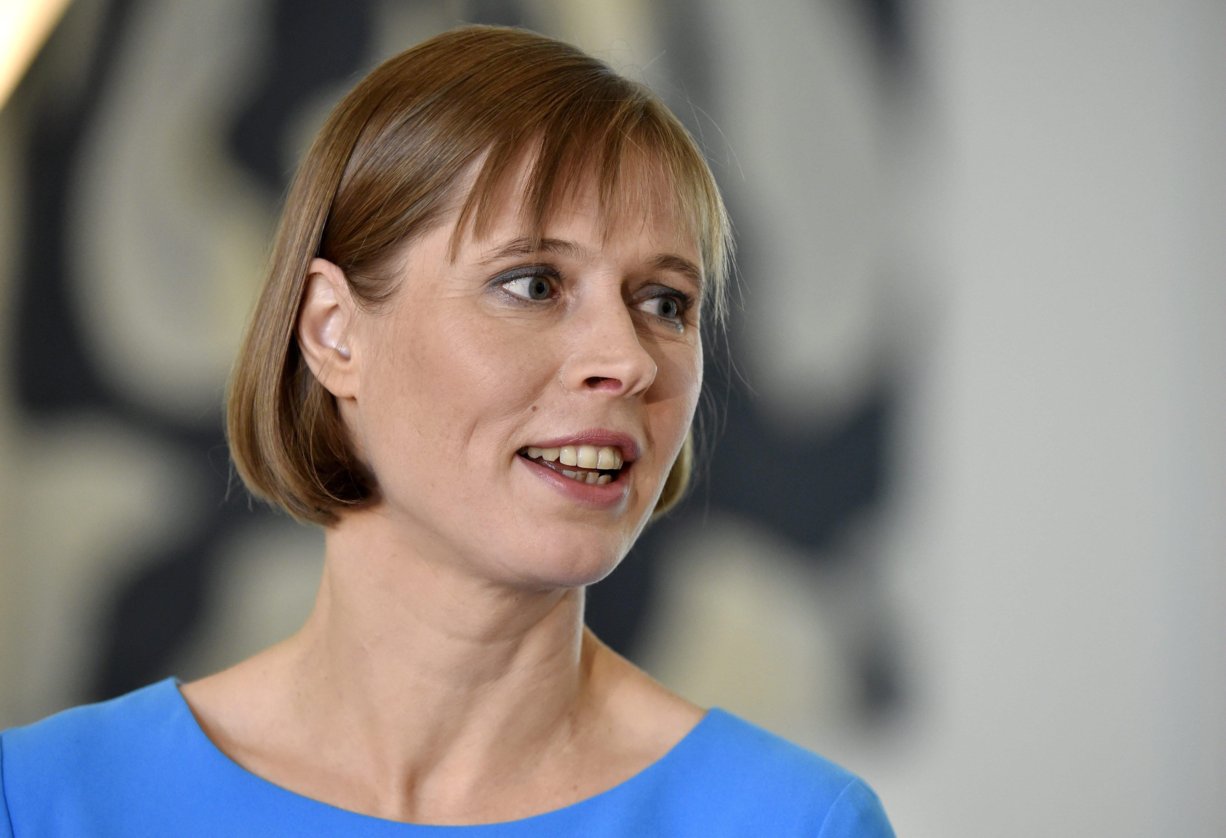 Kersti Kaljulaid: Η Πρόεδρος της Εσθονίας συζητά για την ψηφιοποίηση της Οικονομίας και την ηλεκτρονική