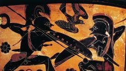 Αρχαία ελληνική πανοπλία βρέθηκε στη