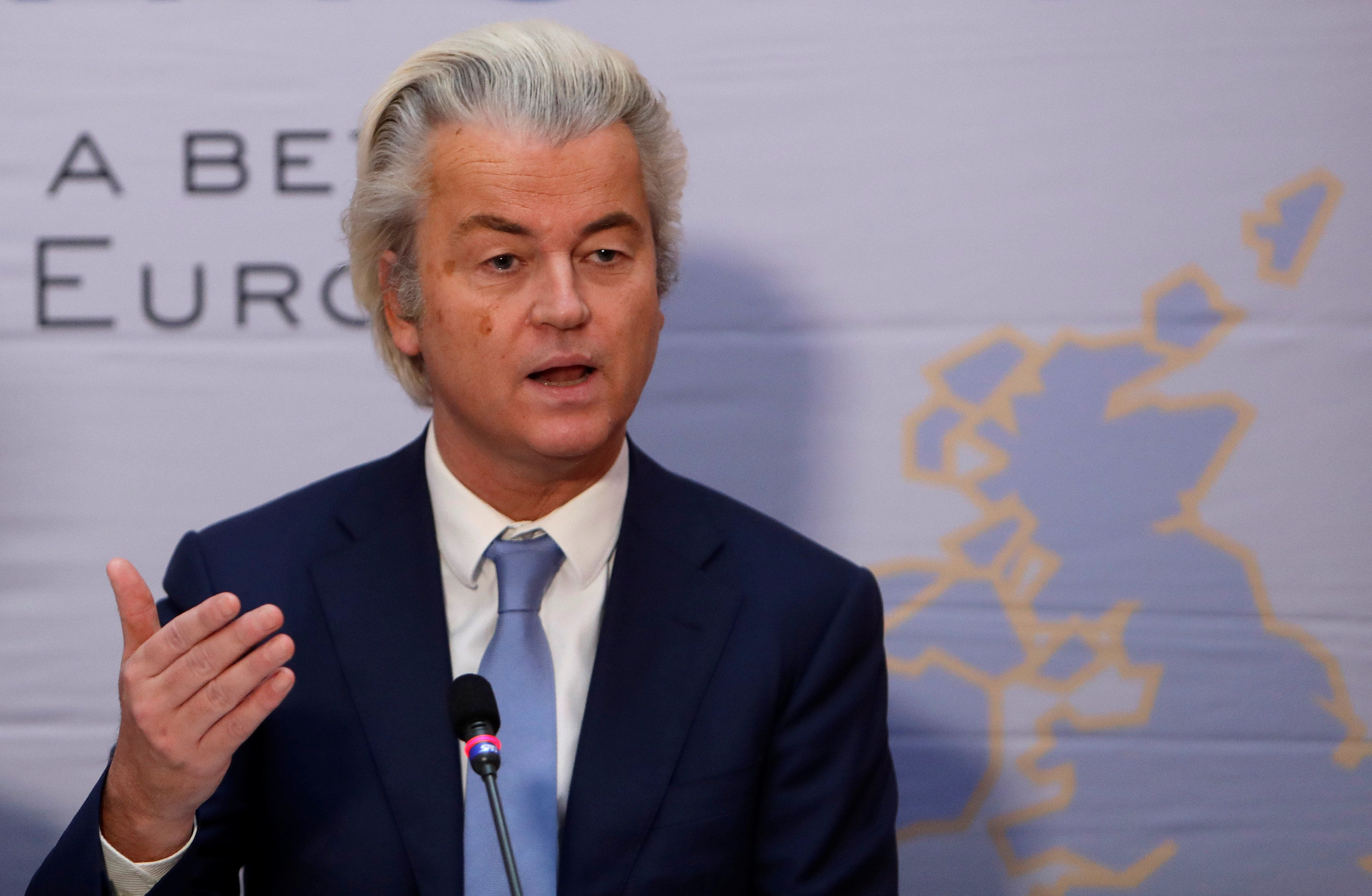 Ολλανδία: Άρχισε σήμερα η δίκη σε δεύτερο βαθμό του ακροδεξιού πολιτικού Γκέερτ