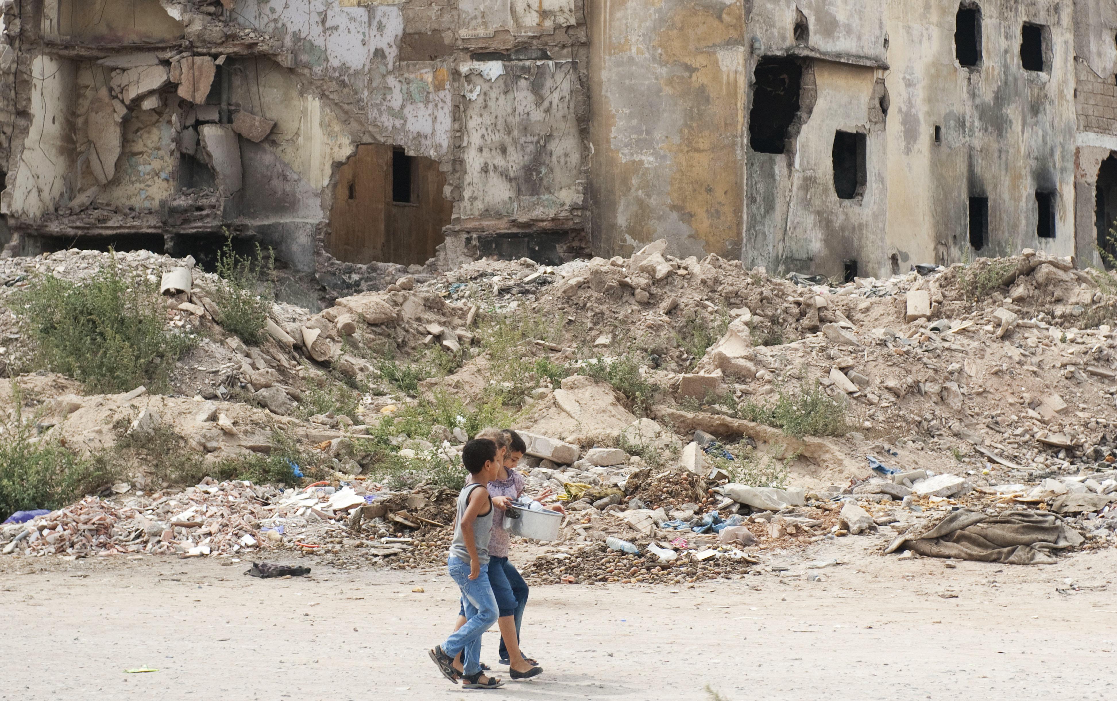 Oujda: L'effondrement d'un ancien bâtiment fait plusieurs victimes