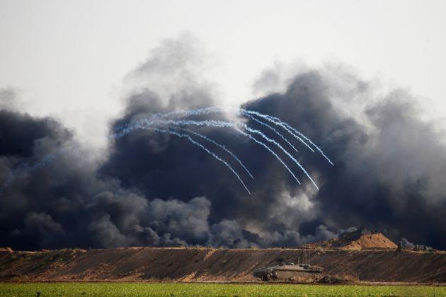 Raid israélien dans la bande de