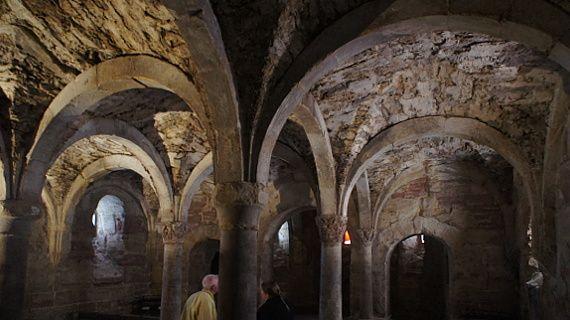 Krypta im Kloster