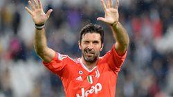 Football: Gianluigi Buffon annonce son départ de la