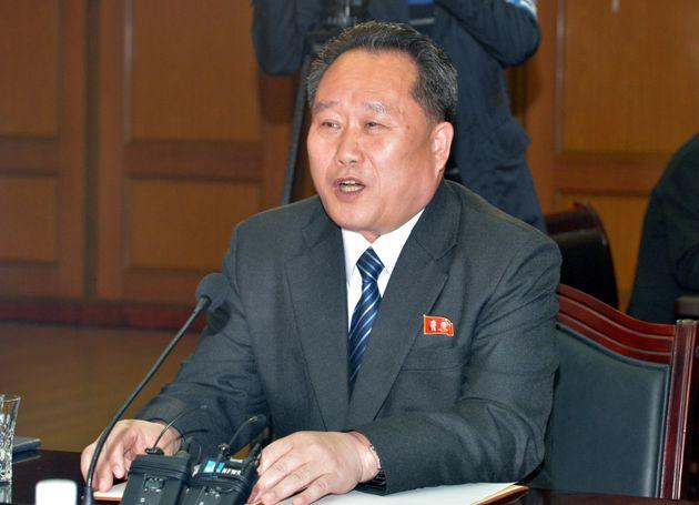 북한이 남북고위급회담은