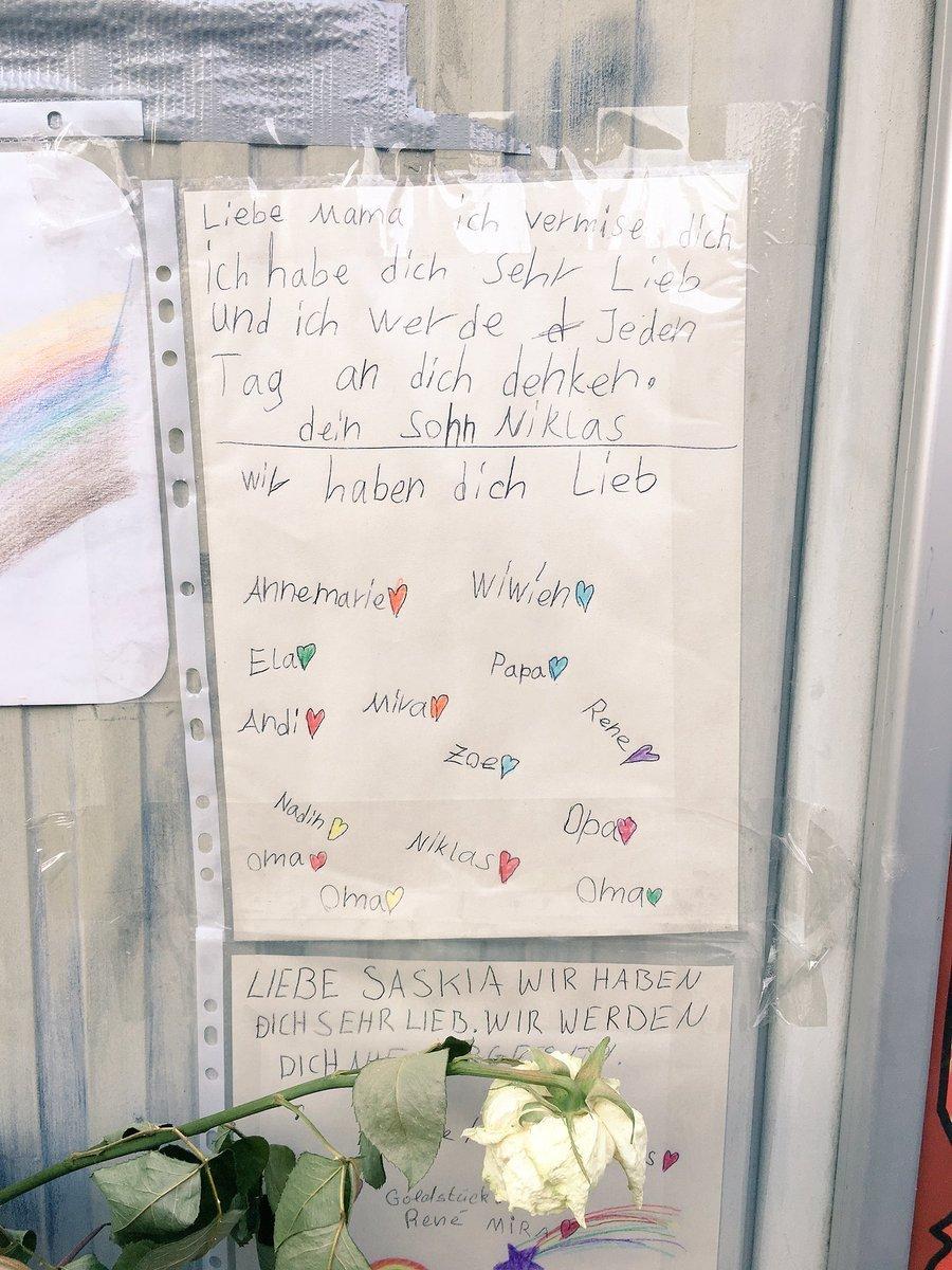 Hamburg: Seine Mutter starb bei einem Fahrradunfall – jetzt schreibt Junge diesen bewegenden Brief