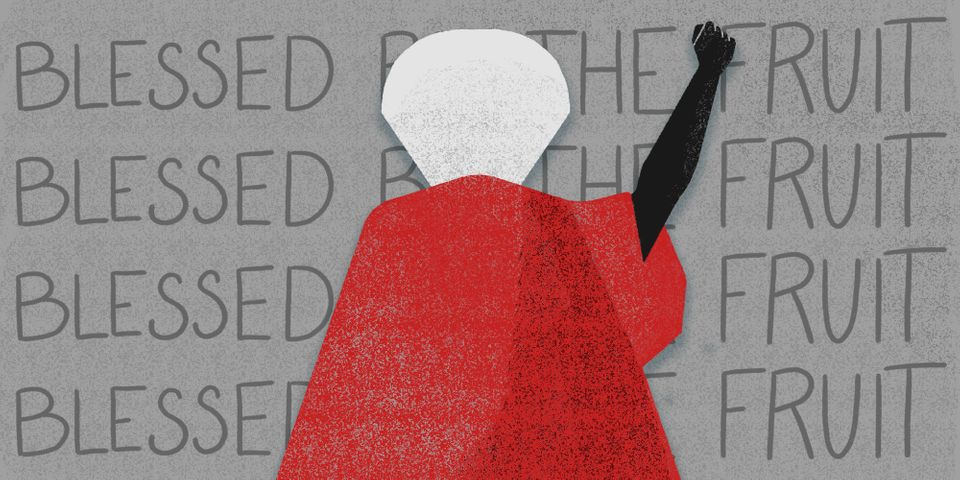 'The Handmaid's Tale' Is The Most Brutal Show On TV. Why Can't I Stop