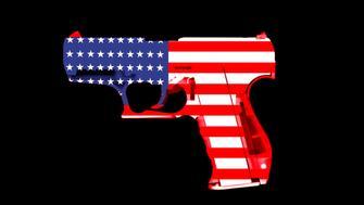 Stars and strips gun