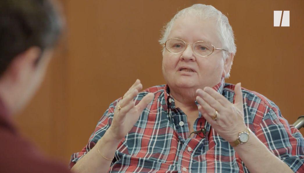 Darlene Bogle hat versucht, Homosexuelle zu