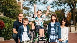 Nach Schicksalsschlag: Wie die Behinderung meines Sohnes unser Familienleben bereichert