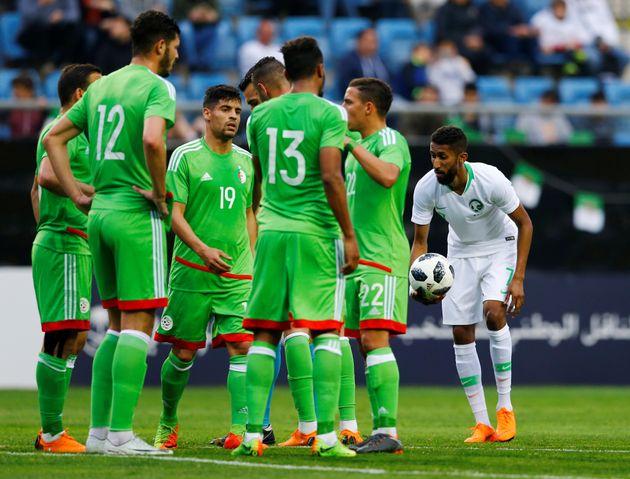 Classement Fifa: l'Algérie out du TOP 10