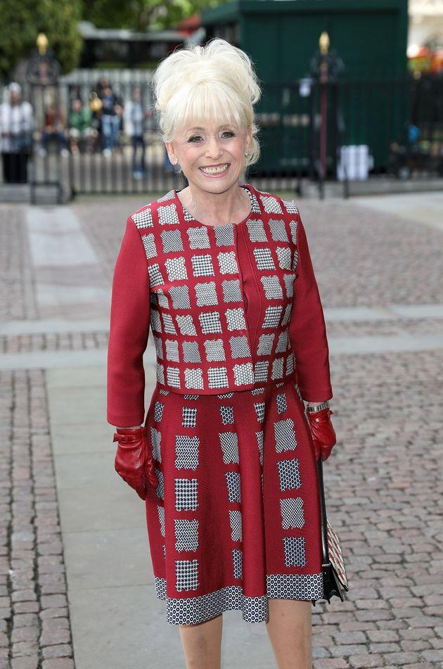 Barbara Windsor in