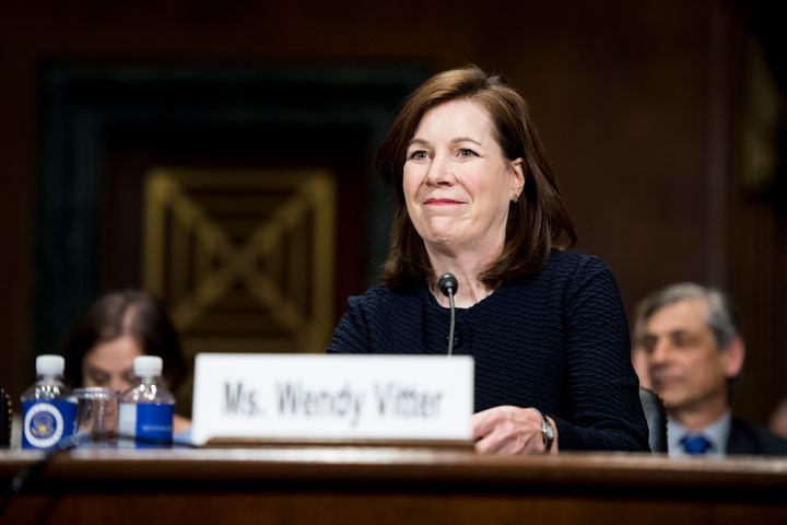 Judicial nominee Wendy Vitter refused to say whether she supports the ruling in Brown v. Board of Education.