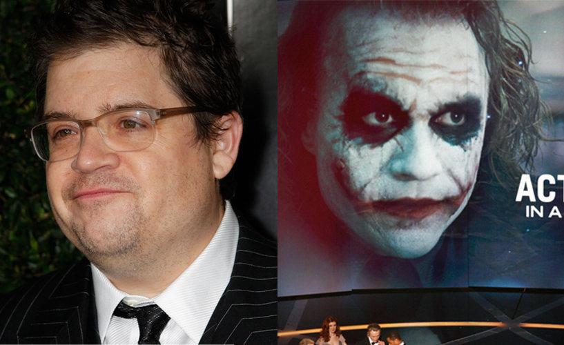 Patton Oswalt's Joker Theory Will Change How You Watch 'The Dark