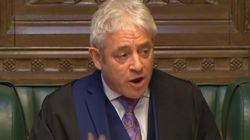 John Bercow Accused Of Calling Minister Andrea Leadsom A 'Stupid