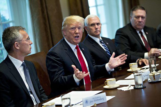 트럼프의 '리비아' 발언이 북한을 안심시켰는지 위협했는지