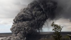 하와이 킬라우에아 화산이