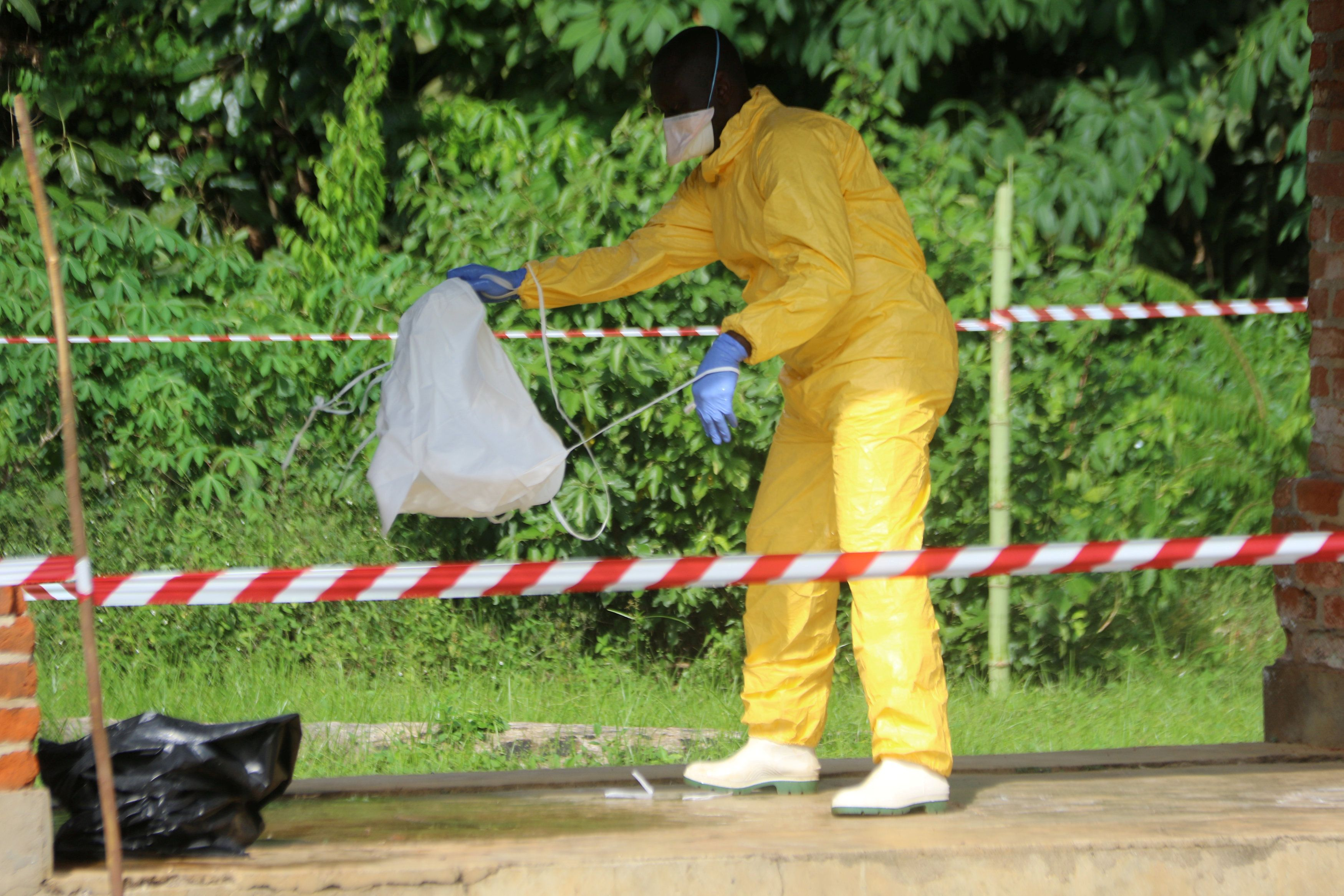 DR Congo Faces 'Very High' Risk From Ebola Outbreak As Virus Confirmed In Major