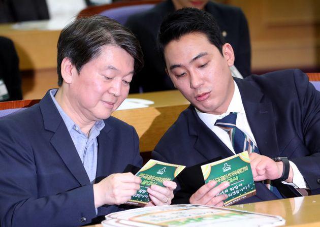 '안철수 비서출신' 이태우, 송파을 예비후보