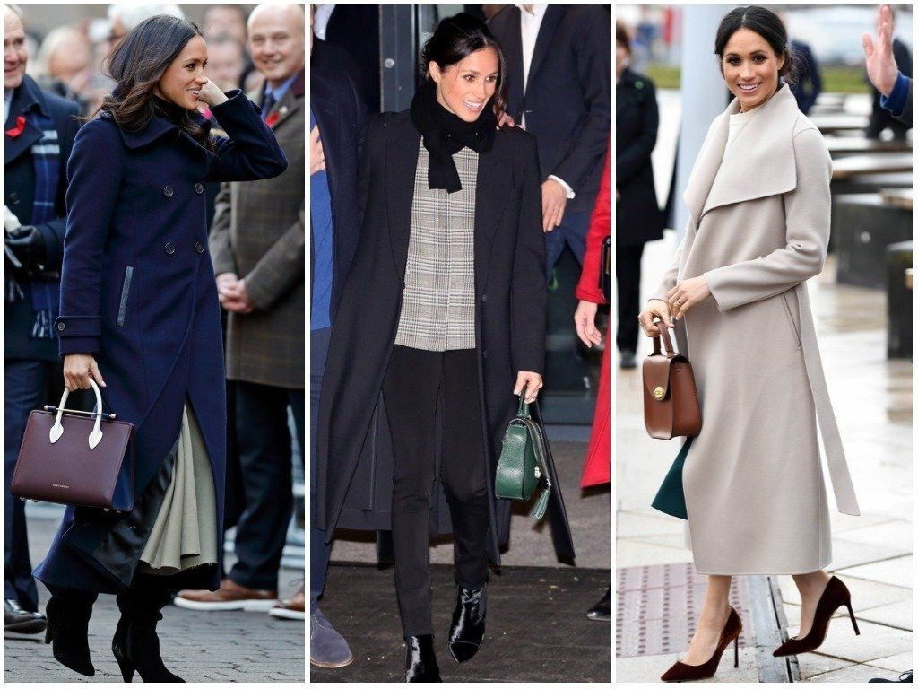 The Meghan Markle Effect: What Happens When A (Soon-To-Be) Royal Wears A UK Brand?
