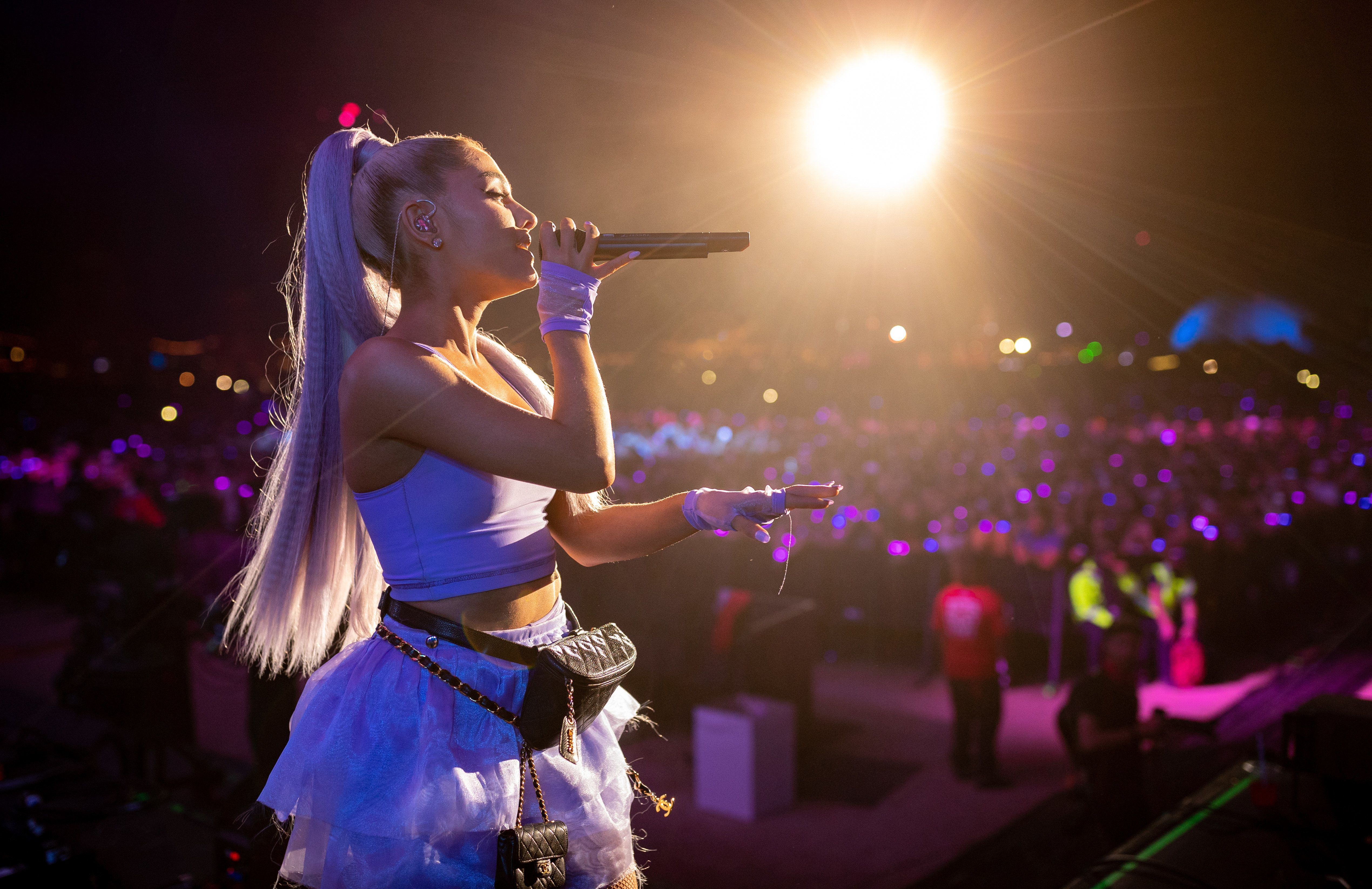 Ariana Grande Says Manchester Bombing Represented 'Worst Of