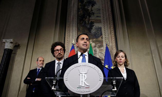 Ντι Μάιο: Αν η συμφωνία με τη Λέγκα είναι ο σωστός δρόμος, θα την