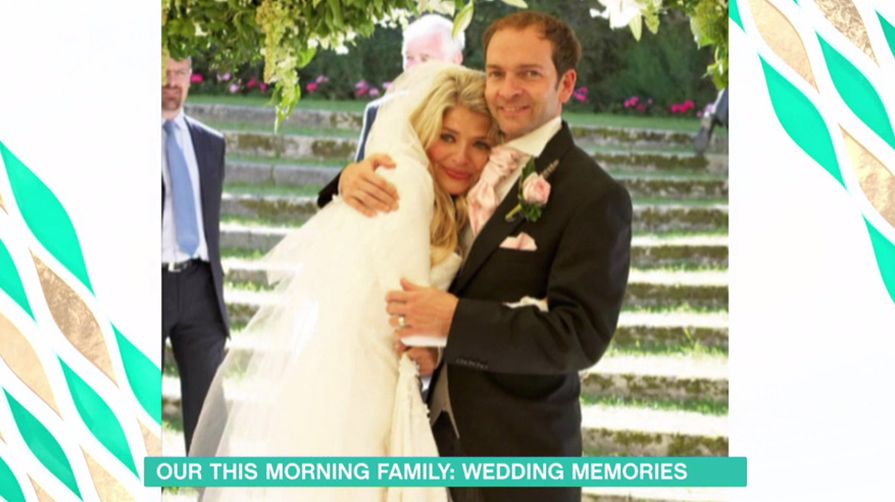 Holly Willoughby Is Wearing Her Wedding Dress To Watch The Royal Wedding, Will You Be Doing The
