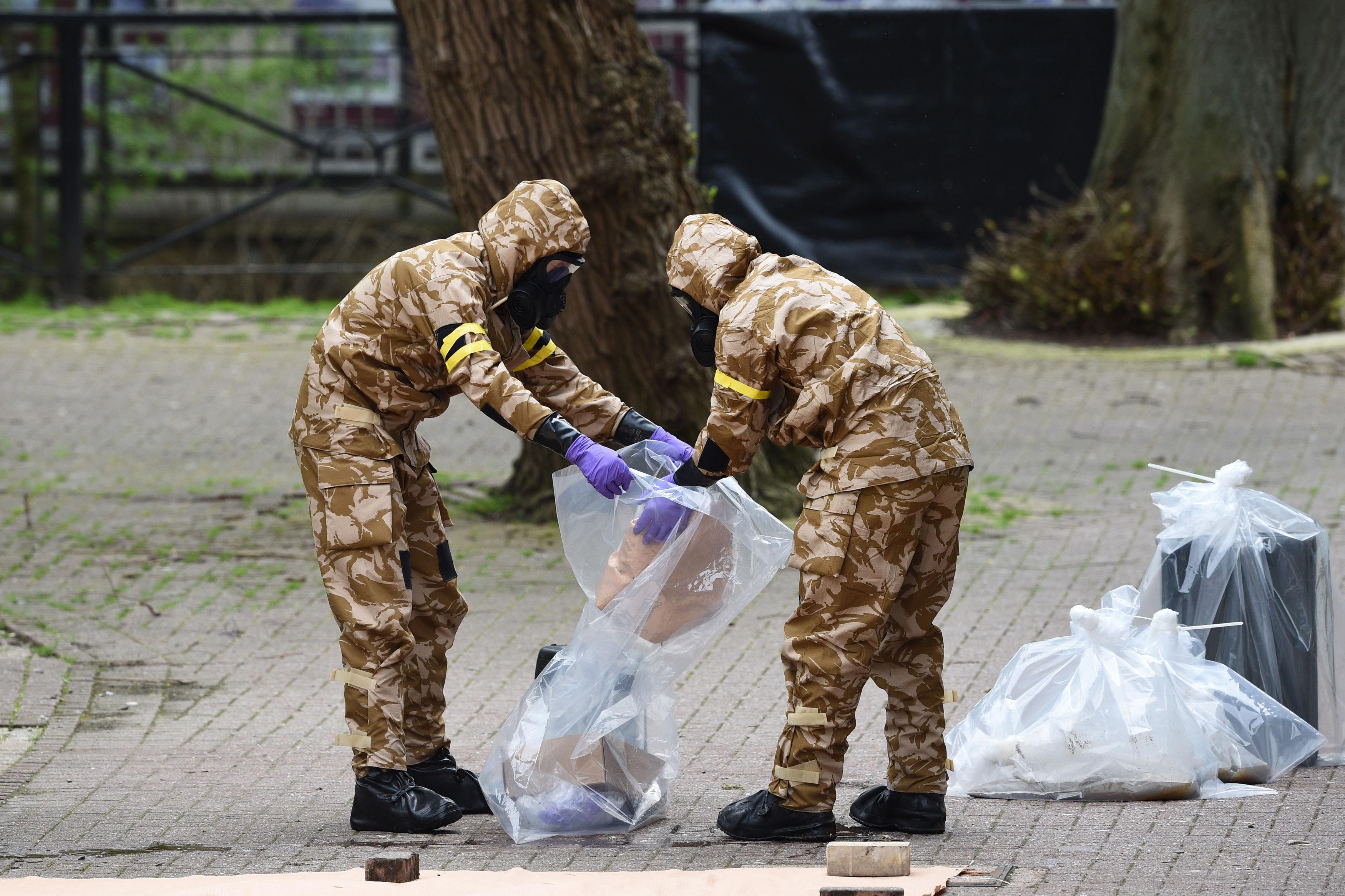 Βρετανία: Ο πρώην διπλός κατάσκοπος Σεργκέι Σκριπάλ πήρε εξιτήριο από το νοσοκομείο