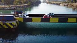 Βίντεο: Πώς λειτουργούν οι βυθιζόμενες γέφυρες της