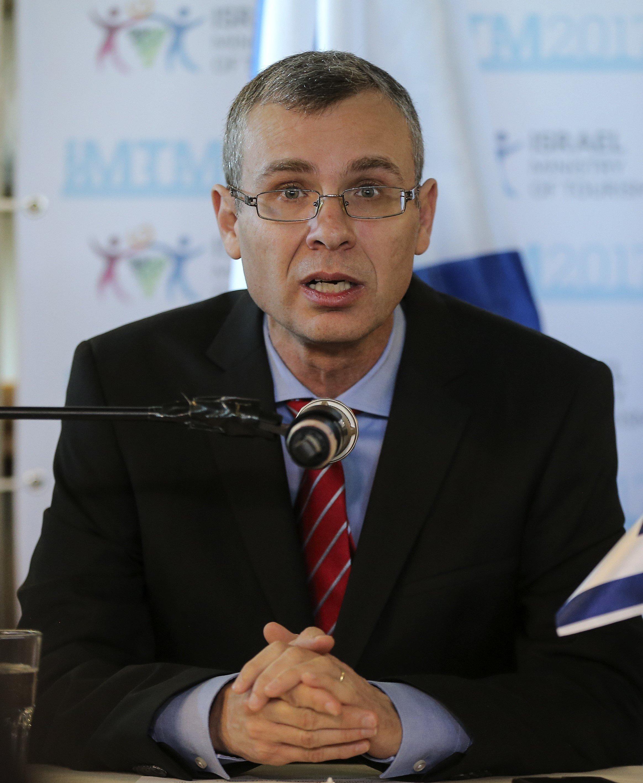 «Μην πάτε στην Τουρκία» συστήνει στους Ισραηλινούς ο υπουργός Τουρισμού της