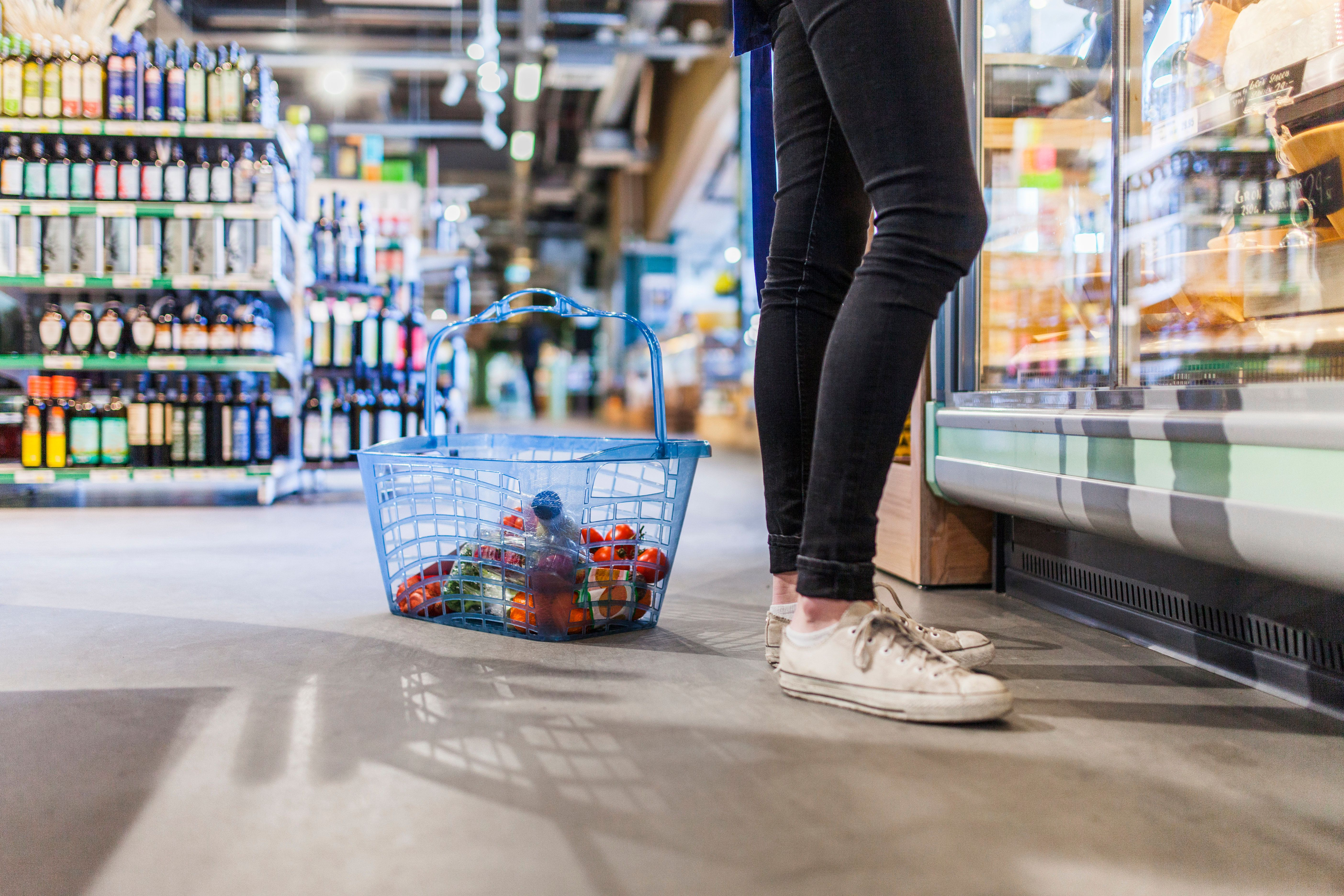 We're breaking down five ways your grocery store might be persuading you to buy more.
