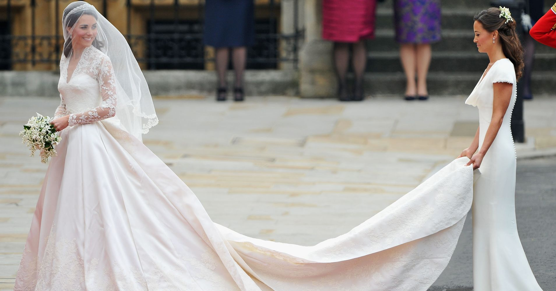 We Can Thank Queen Victoria For Popularizing White Wedding Dresses