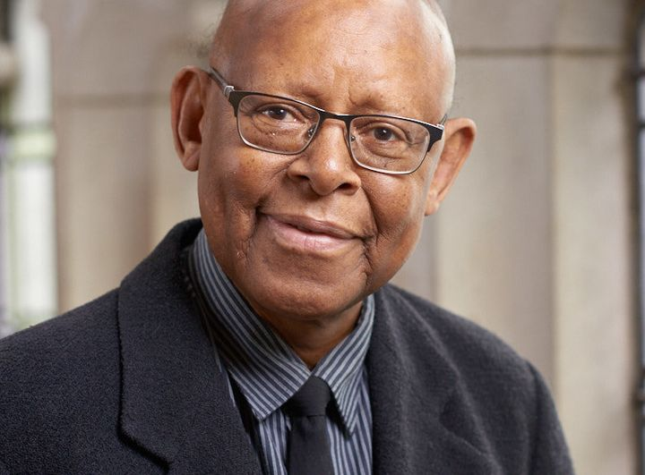 Theologian James Cone