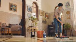 Les hommes font (enfin) le ménage dans cette pub d'une marque marocaine de détergent