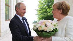 «Γάμος» Πούτιν-Μέρκελ στα ενεργειακά απέναντι στον