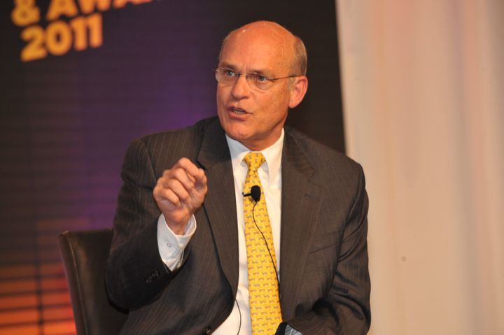 Rear Adm. Tim Ziemer led the global health team at the National Security Council.