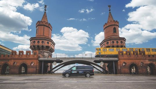Wie ein Berliner Startup Autos von den Straßen verbannen