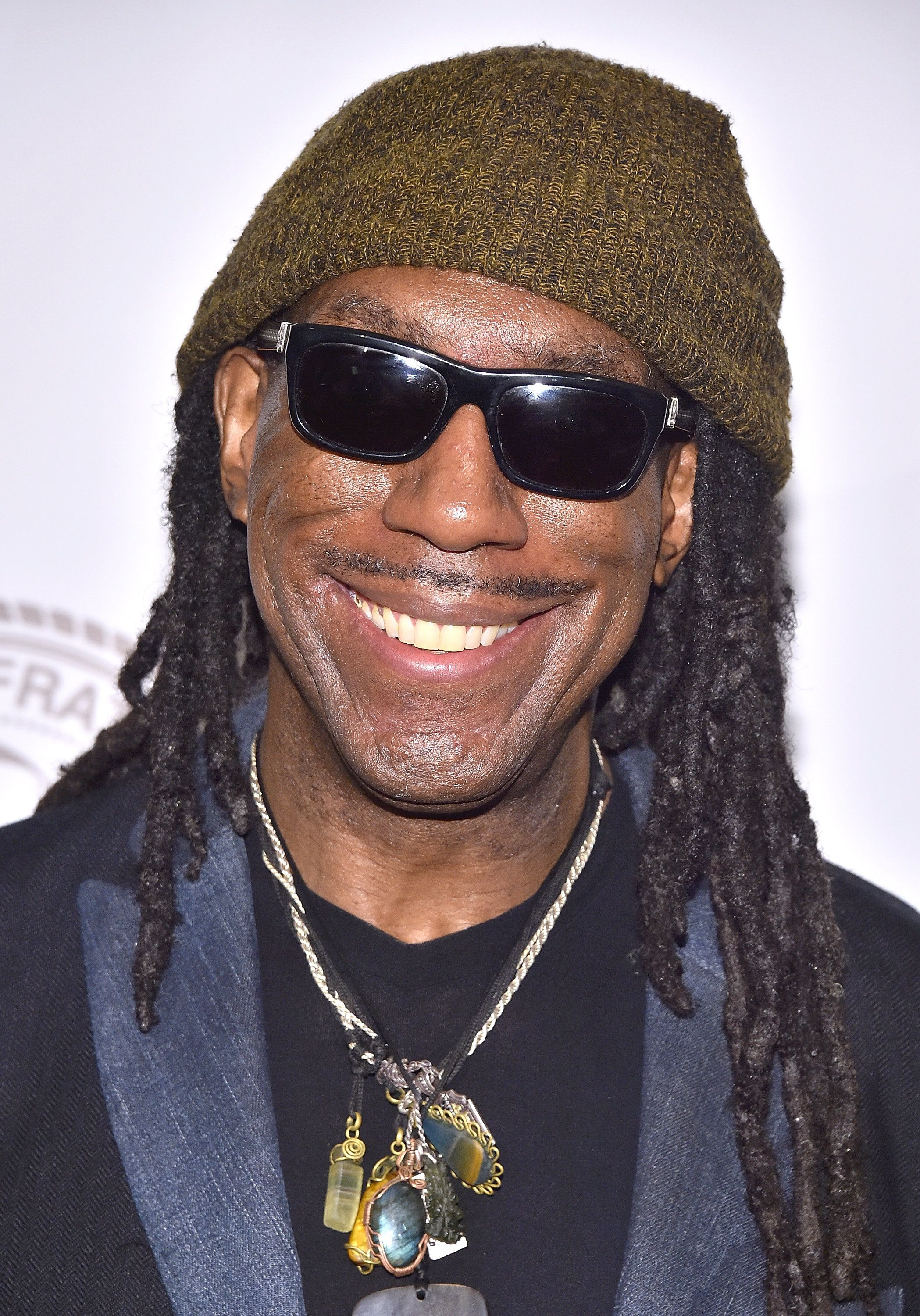 NEW YORK, NY - JUNE 20:  Boyd Tinsley of the Dave Matthews Band attends as the Friars Club Honors Tony Bennett With The Entertainment Icon Award - Arrivals at New York Sheraton Hotel & Tower on June 20, 2016 in New York City.  (Photo by Dimitrios Kambouris/Getty Images)