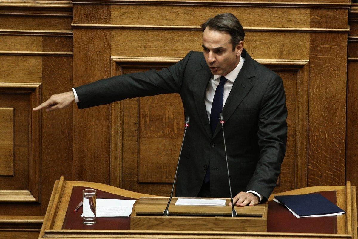 Βουλή-Novartis: Αποχώρησε η ΝΔ από την ψηφοφορία. Προ ημερησίας για την ψήφο των Ελλήνων του εξωτερικού ζήτησε ο