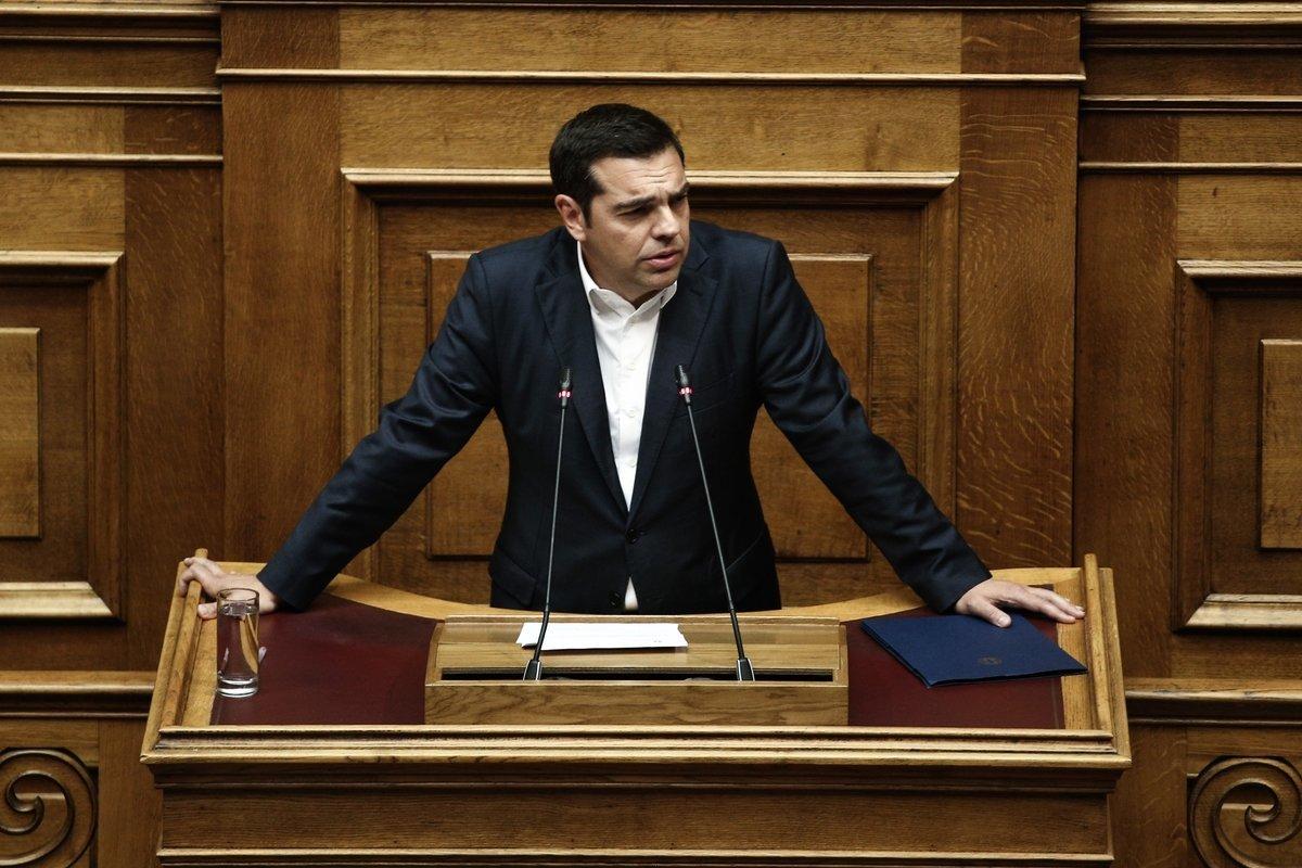 Τσίπρας: Θα δώσουμε δικαίωμα ψήφου στους Έλληνες του εξωτερικού «εκεί που έστειλε η ΝΔ τα νέα μας