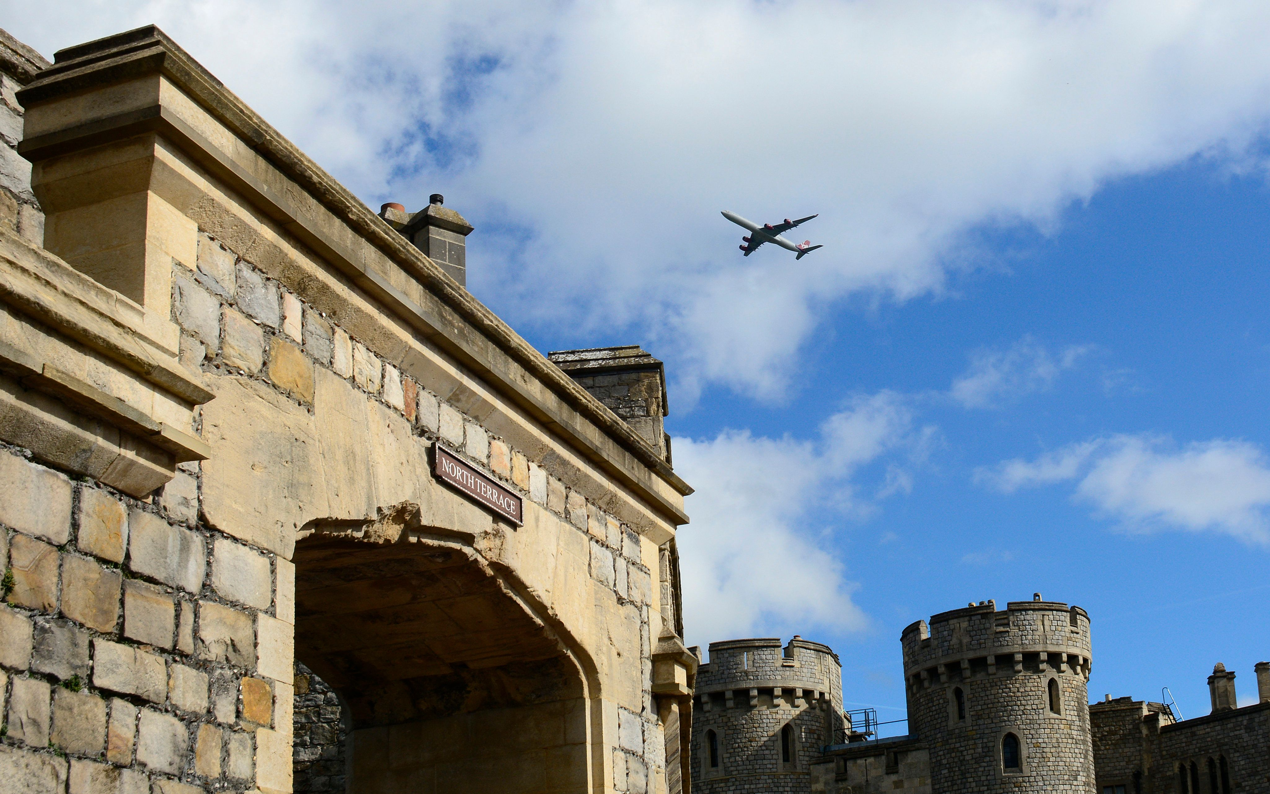 The Crucial Royal Wedding Moment Won't Be Ruined By Plane Noise