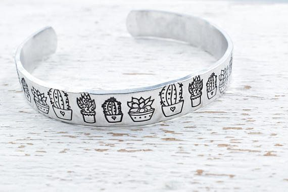 "Get it on <a href=""https://www.etsy.com/listing/575431236/succulent-bracelet-plant-lover-gift-gift"" target=""_blank"">Etsy</a>,"