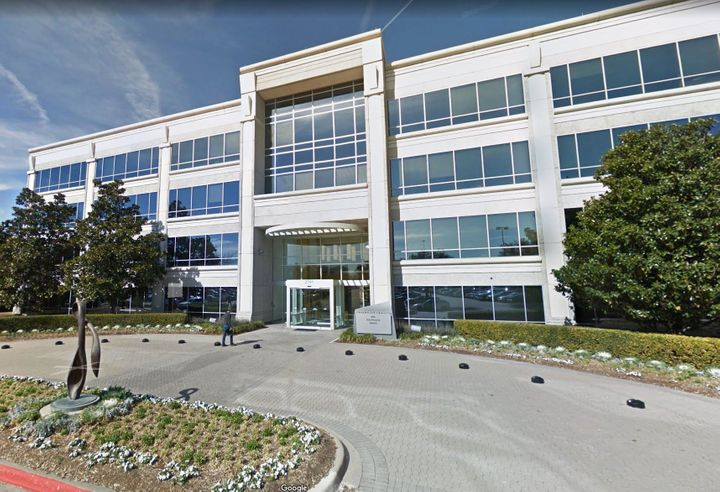 A Google street view ofNovus Health Services in Frisco, Texas.