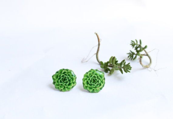 "Get it on <a href=""https://www.etsy.com/listing/457431146/succulent-studs-succulent-earrings"" target=""_blank"">Etsy</a>, $10.&"