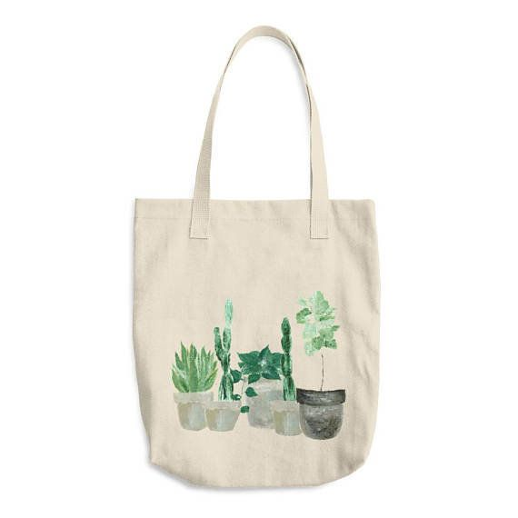 "Get it on <a href=""https://www.etsy.com/listing/570518035/plant-tote-bag-cactus-tote-bag-fiddle"" target=""_blank"">Etsy</a>, $3"