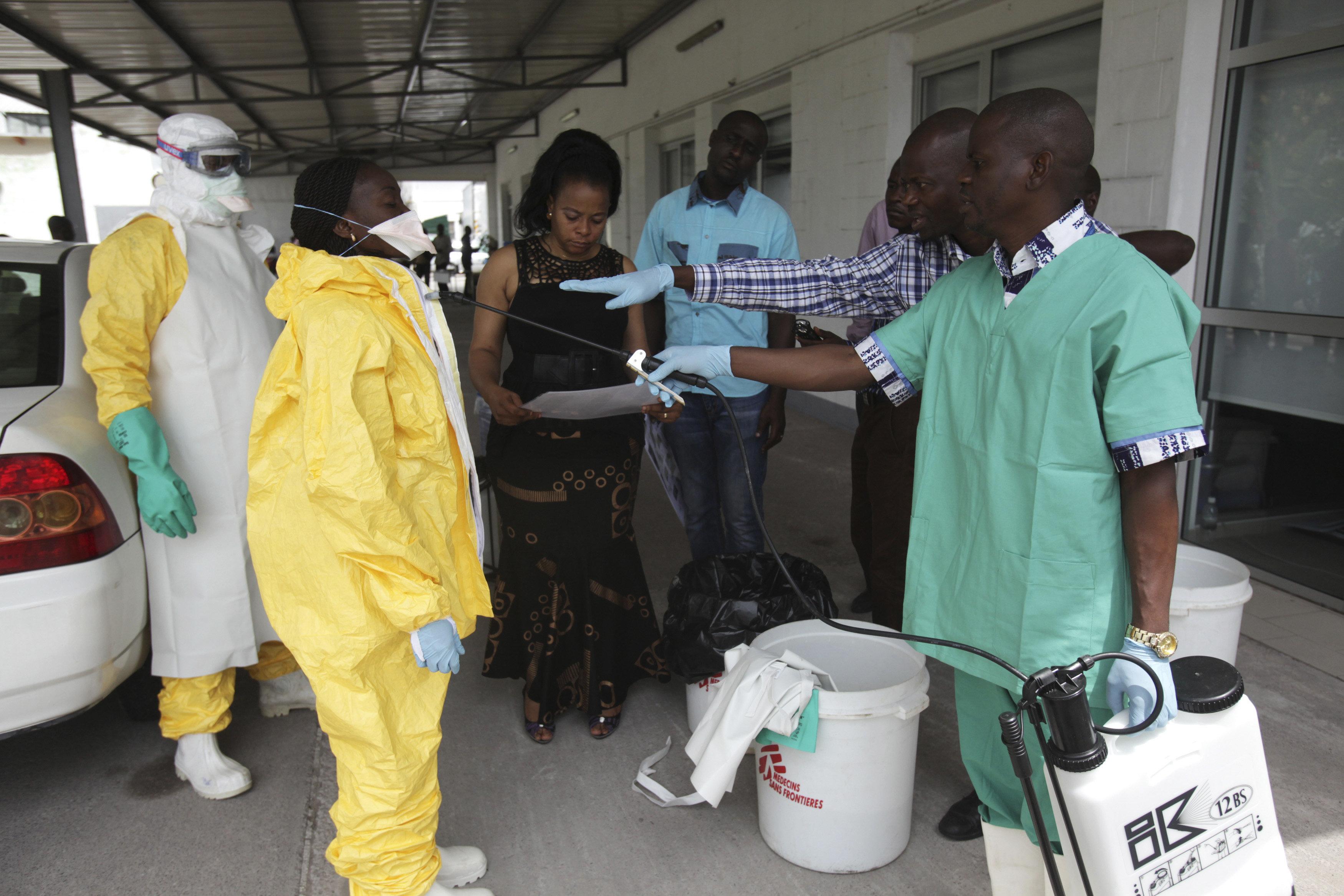 ΠΟΥ: Το ξέσπασμα του Έμπολα στο Κονγκό μπορεί να τεθεί υπό