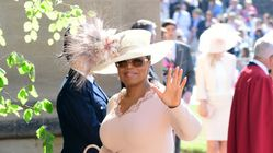 Oprah Showed Up To The Royal Wedding And People Freaked