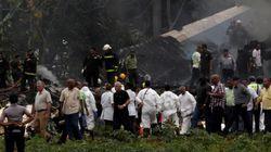 Crash d'un avion à La Havane : trois survivants «dans un état